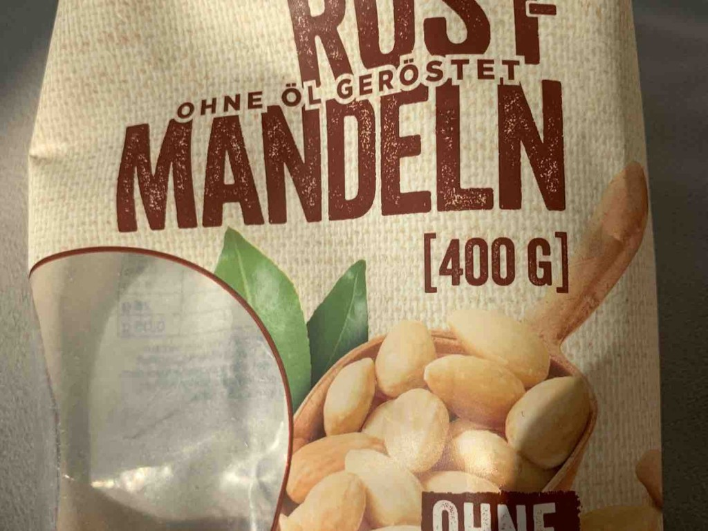 Röst-Mandeln, Ohne Öl geröstet von hanseate2002   Hochgeladen von: hanseate2002