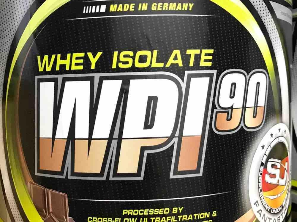 Whey Isolate WPI 90, Light Chocolate von johnsilvex | Hochgeladen von: johnsilvex