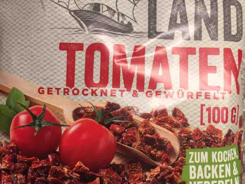 Tomaten, getrocknet und gewürfelt von AntiO | Hochgeladen von: AntiO