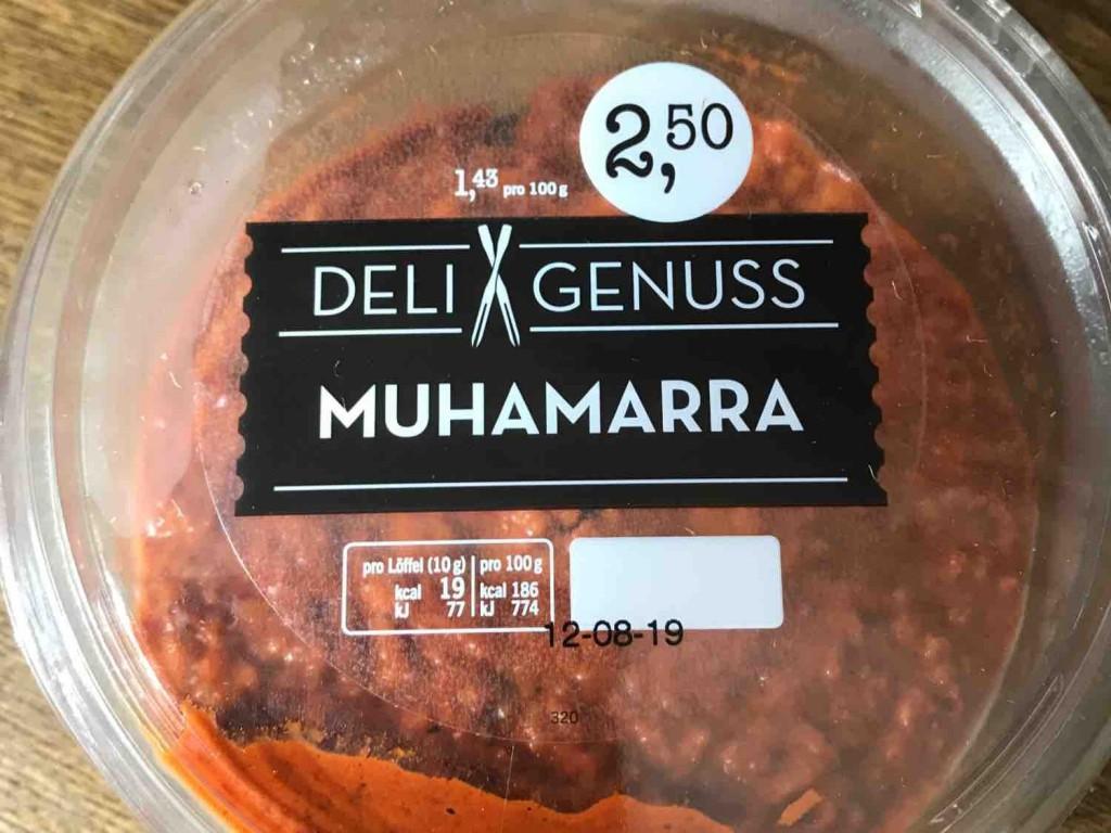 Deli X Genuss Muhamarra, Paprika von mickeywiese | Hochgeladen von: mickeywiese
