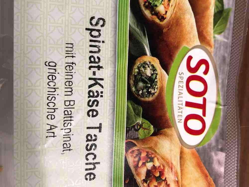 Spinat Käse Tasche von CathrinL | Hochgeladen von: CathrinL