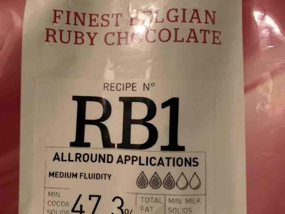ruby chocolate von Ketolife123   Hochgeladen von: Ketolife123