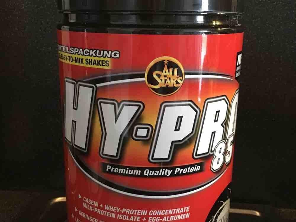 Hy-Pro85 Vanille, Casein   Whey-Protein von MoGro   Hochgeladen von: MoGro