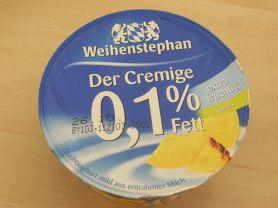 Weihenstephan Frischer Fruchtjoghurt mild 0,1%, Ananas   Hochgeladen von: Teecreme