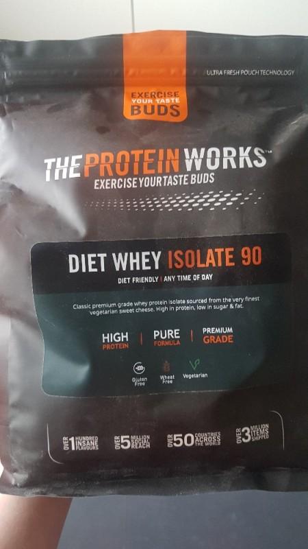 Diet Whey isolate 90 von SusanR. | Hochgeladen von: SusanR.