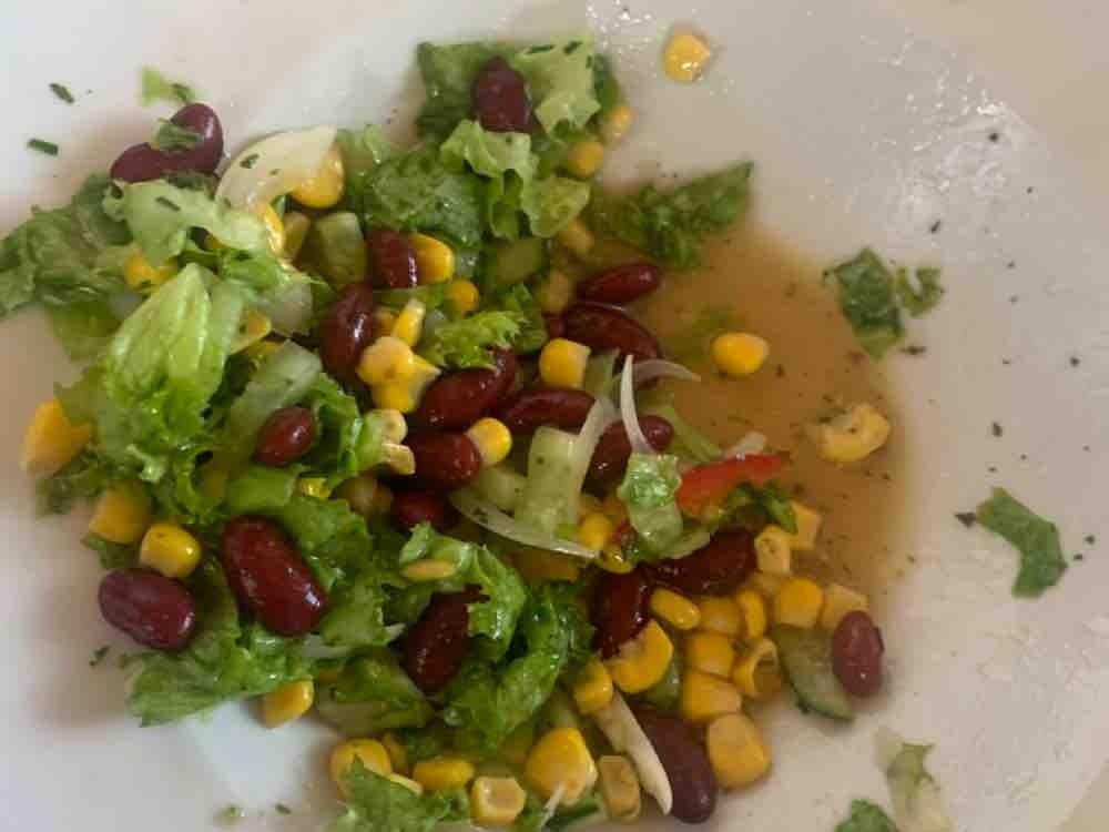Gemischter Salat mit Mais von neco | Hochgeladen von: neco