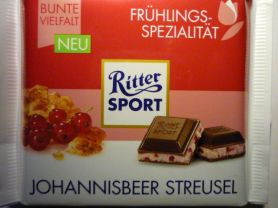 Ritter-Sport Johannisbeer Streusel | Hochgeladen von: pedro42