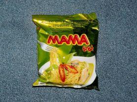 MAMA Oriental Style Instant Noodles Green Curry Flavour   Hochgeladen von: fotomiezekatze