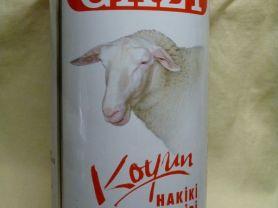 GAZi Schafskäse mit 50 % Fett in Tr. | Hochgeladen von: Coro55