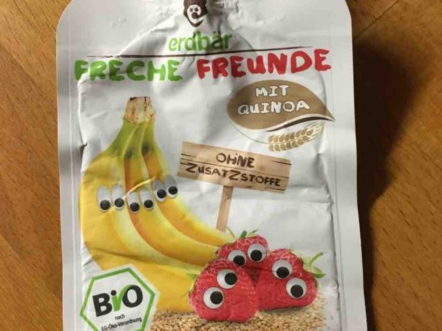 Freche Freunde, Banane, Erdbeere & Quinoa von EchteLiebe | Hochgeladen von: EchteLiebe