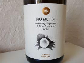 Bio MCT Öl, Kokos    Hochgeladen von: LeeviHilija
