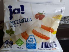 Mozzarella 45% Fett i. Tr. | Hochgeladen von: MasterJoda