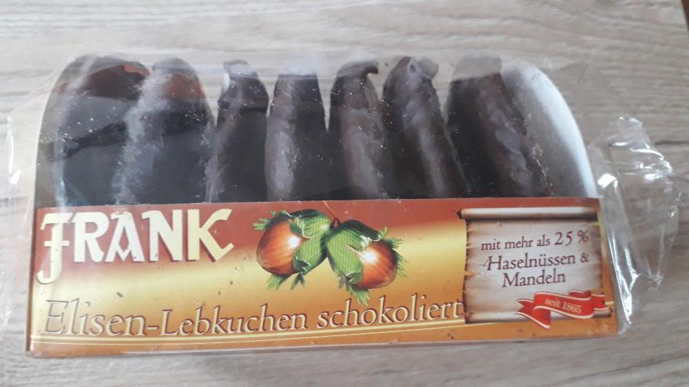 Elisen Lebkuchen mit Schokoladenüberzug von G.K   Hochgeladen von: G.K