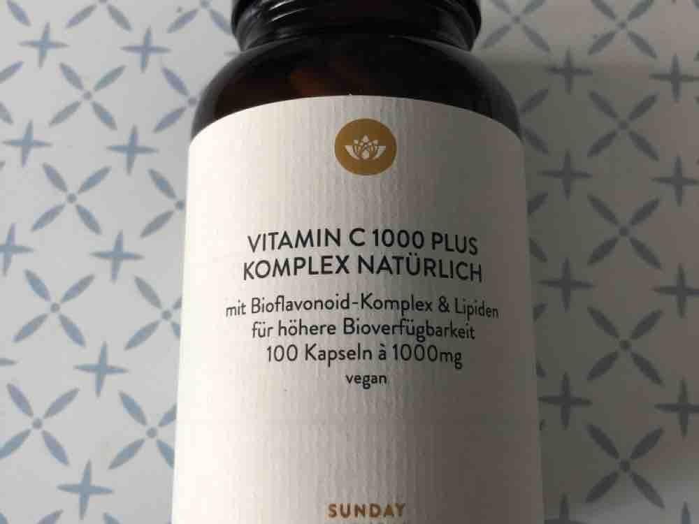 Vitamin  C 1000 Plus Komplex Natürlich von Schanine   Hochgeladen von: Schanine