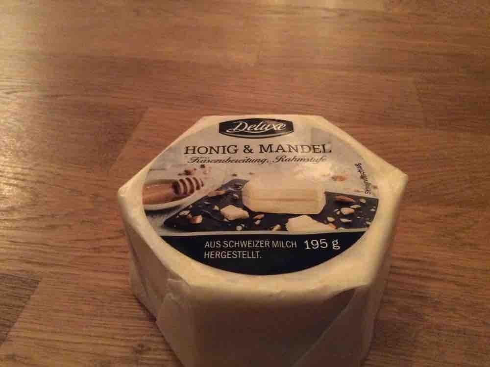 Honig & Mandel Käsezubereitung von sikke111   Hochgeladen von: sikke111
