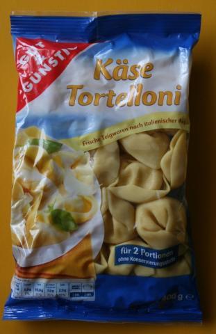 Käse Tortelloni (gut und günstig)   Hochgeladen von: heikiiii
