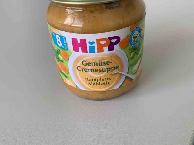 Gemüse-Cremesuppe von LachDa | Hochgeladen von: LachDa