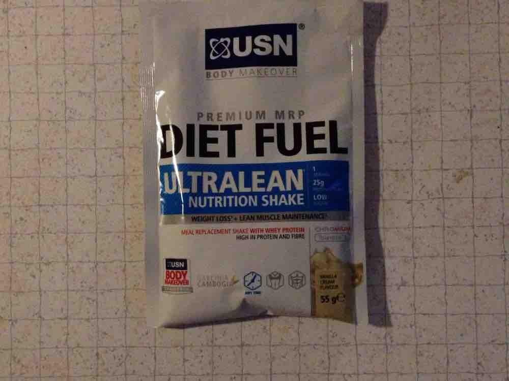 Diet Fuel Ultralean Vanille von Eva Schokolade | Hochgeladen von: Eva Schokolade