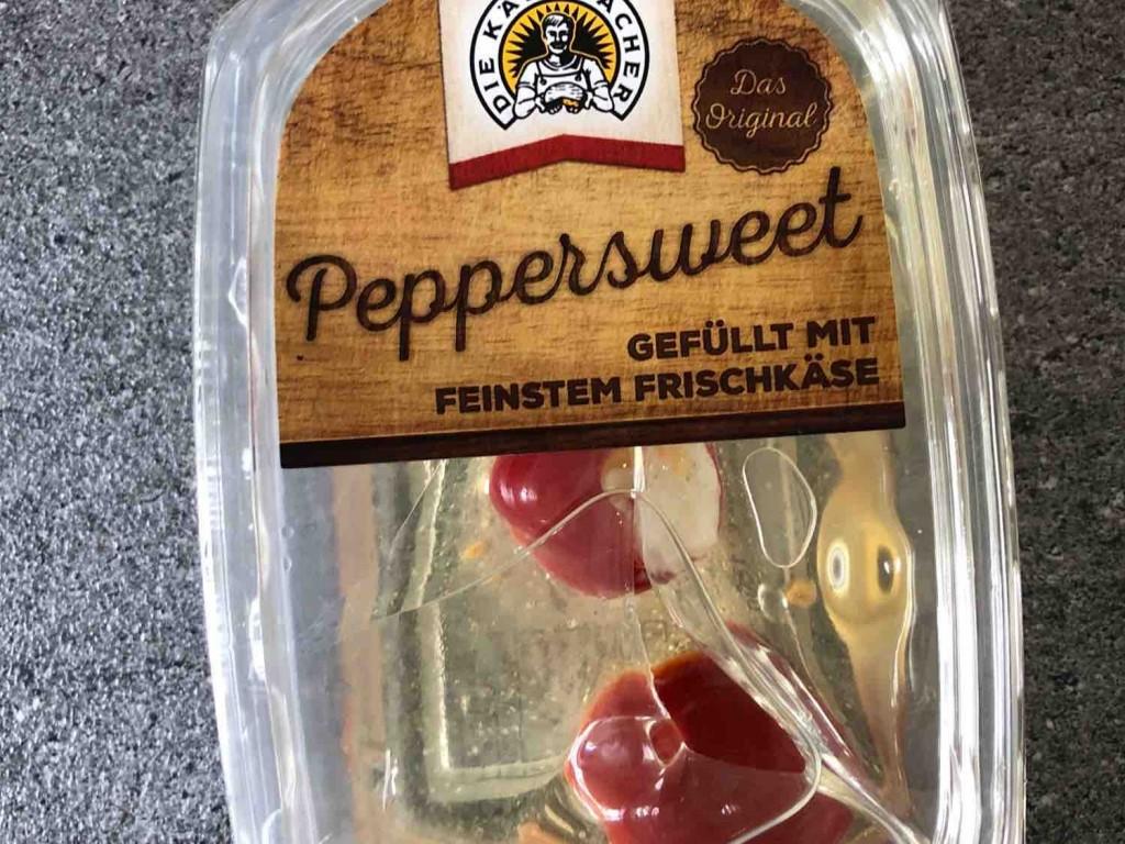 Peppersweet gefüllt mit Frischkäse von Arii86 | Hochgeladen von: Arii86