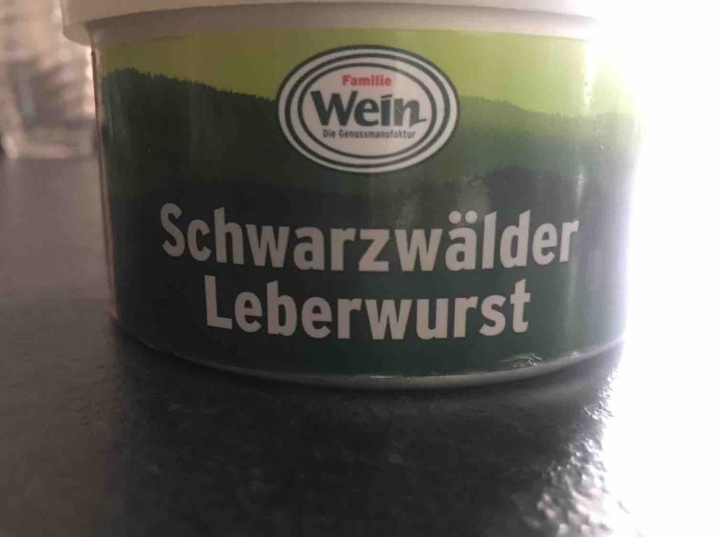 Schwarzwälder Leberwurst von Lando7   Hochgeladen von: Lando7