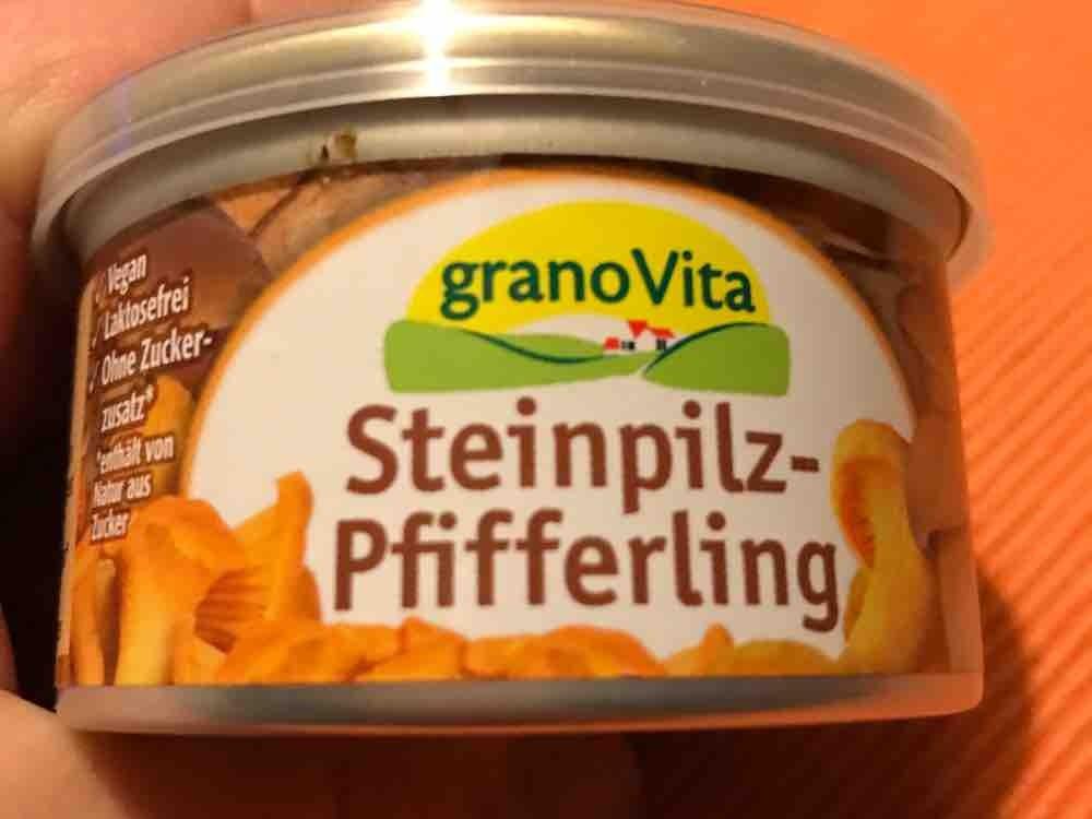 granoVita steinpilz-pfifferling Aufstrich von Viso   Hochgeladen von: Viso
