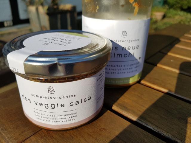 das veggie  salsa, fermentiertes bio-gemüse von evaklausundich | Hochgeladen von: evaklausundich