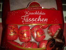Reichsgraf Kirschlikör Fässchen, Kirschlikör Fässchen | Hochgeladen von: kgirl