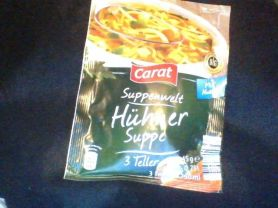 Carat Suppenwelt, Hühnersuppe   Hochgeladen von: Seidenweberin