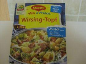 Maggi Wirsing-Topf | Hochgeladen von: belinda