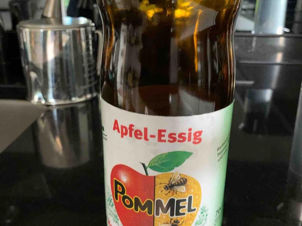 Pommel Apfelessig, mit Honig, Molke & Krutern von anatop | Hochgeladen von: anatop