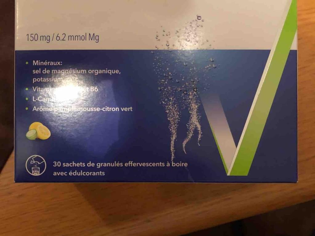 Magnesium VITAL  DIRECT von powerfrau40554 | Hochgeladen von: powerfrau40554