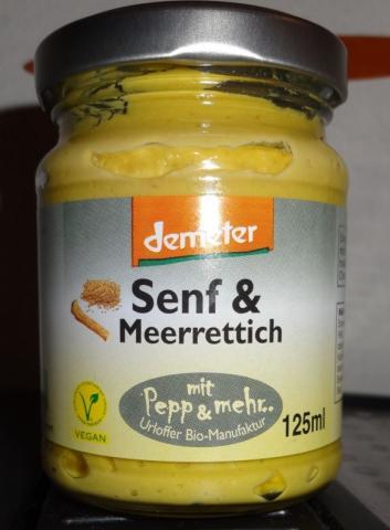 Senf & Meerrettich, Senf | Hochgeladen von: dunkelstein