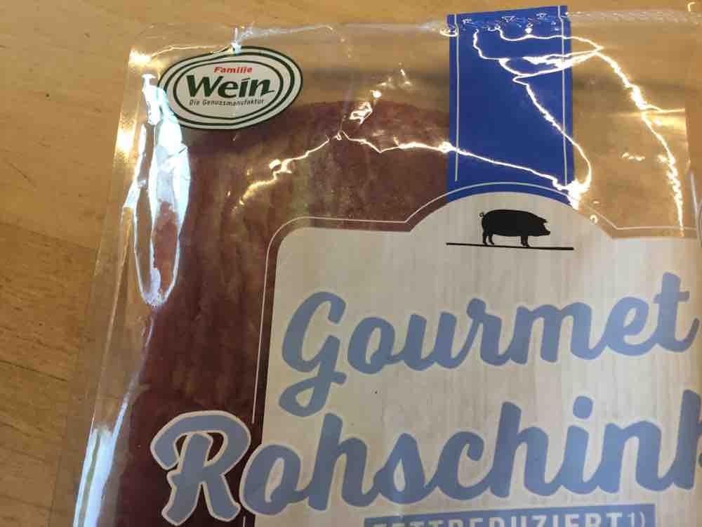 Gourmet Rohschinken, fettreduziert von uspliethoff | Hochgeladen von: uspliethoff