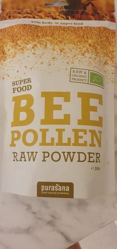 Bee Pollen, raw powder von gonzalej   Hochgeladen von: gonzalej