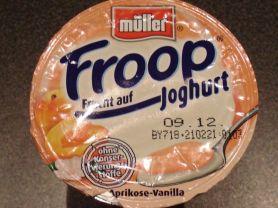 Froop, Frucht auf Joghurt, Aprikose-Vanilla | Hochgeladen von: tbohlmann
