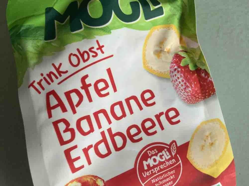 Mogli Moothie, Apfel-Banane-Erdbeere von theDOT | Hochgeladen von: theDOT