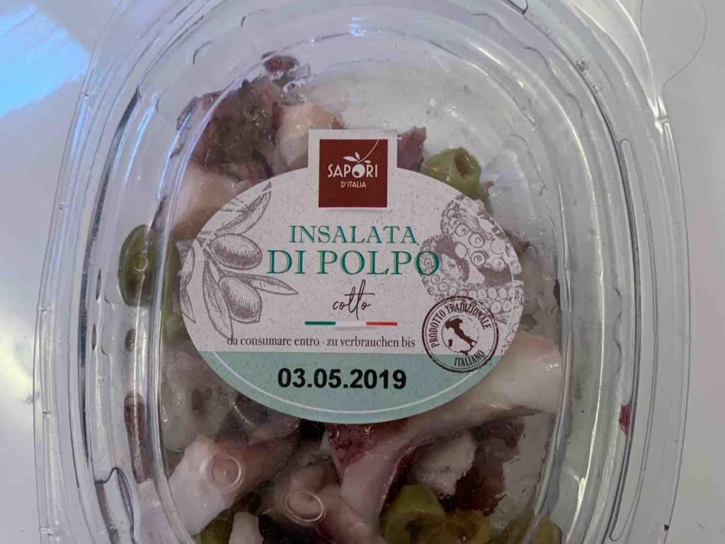 Insalata di Polpo von martinCFBS | Hochgeladen von: martinCFBS