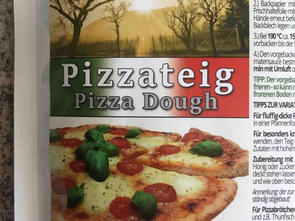 Backmischung Pizzateig von Waasserpuddeldeier   Hochgeladen von: Waasserpuddeldeier