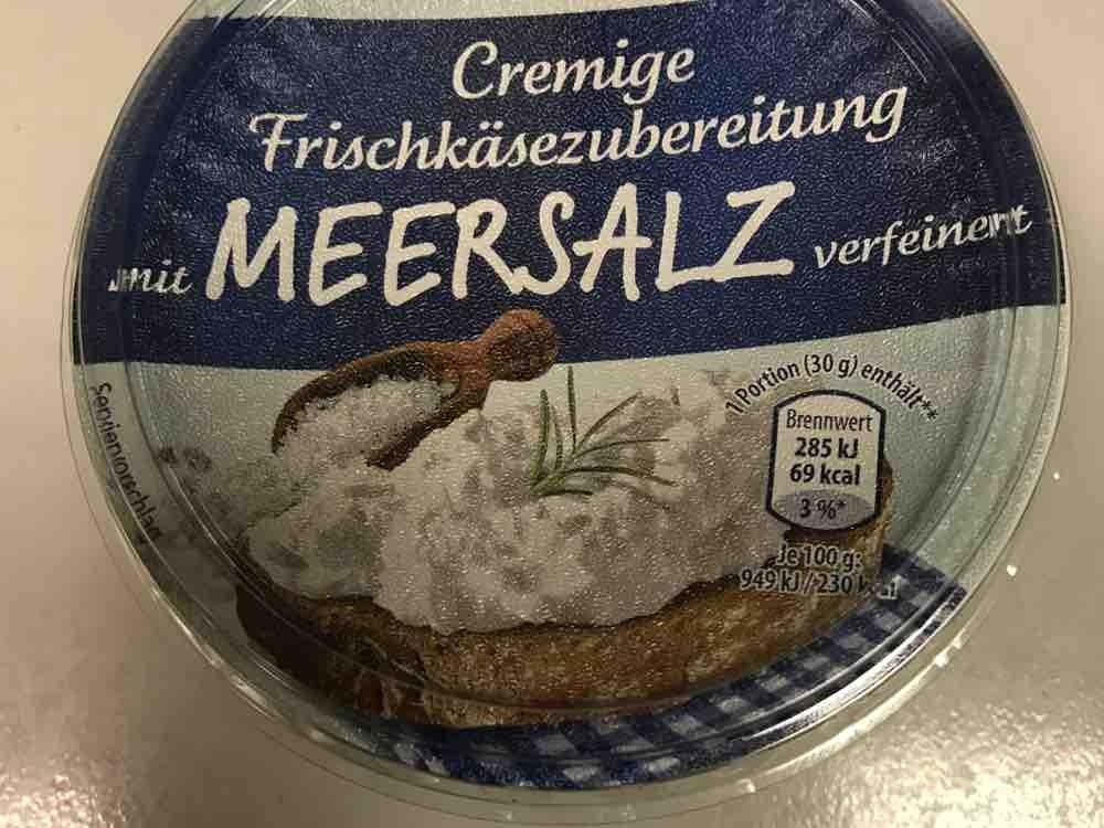 Frischkäse, Meersalz von LutzR | Hochgeladen von: LutzR