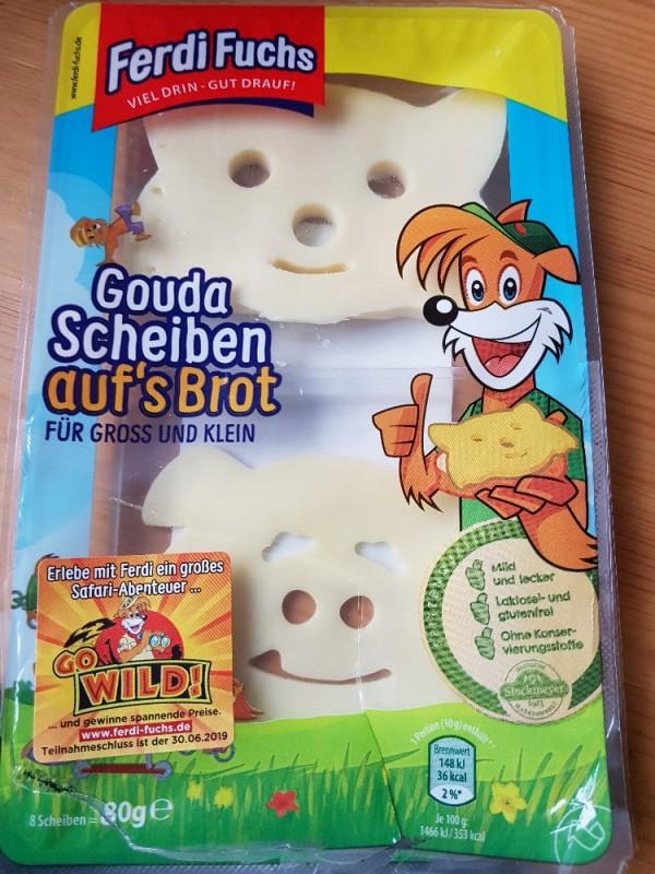 Ferdi Fuchs Gouda Scheiben, 48% Fett i. Tr. von maditafeist896 | Hochgeladen von: maditafeist896