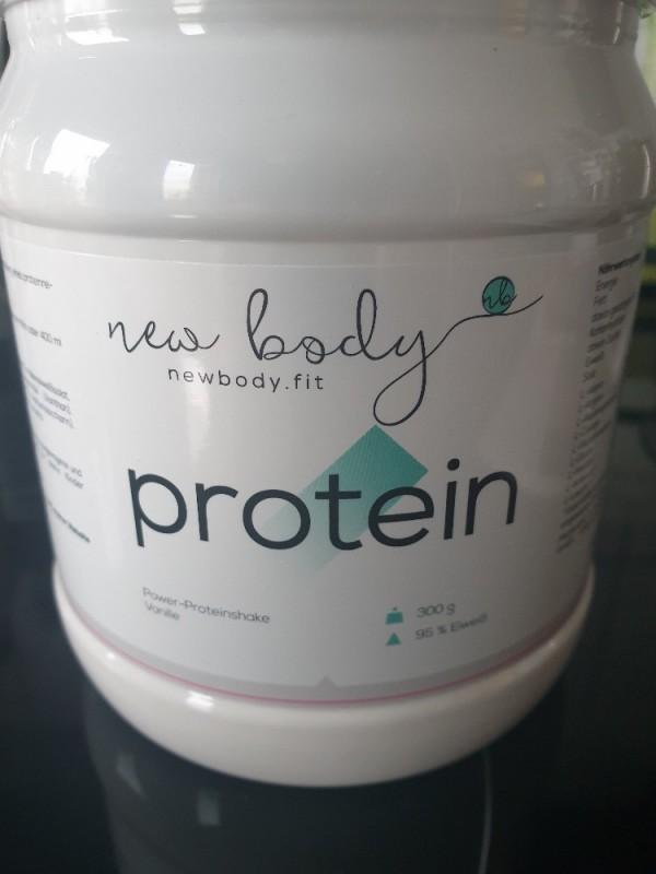 BodyShape Protein Vanille, Wasser von stefanietoens878 | Hochgeladen von: stefanietoens878