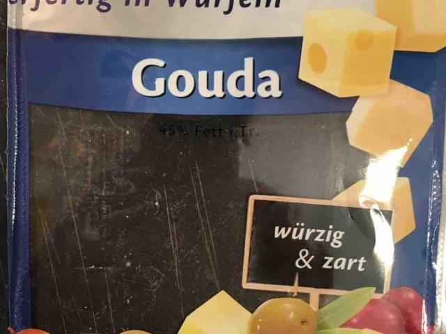 Gouda, Käse-Snack-Würfel von modape625 | Hochgeladen von: modape625