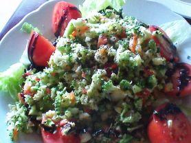 Salat - Brokkolie-Rohkost 1 P. 130 gr = 49 kcal | Hochgeladen von: Vici3007