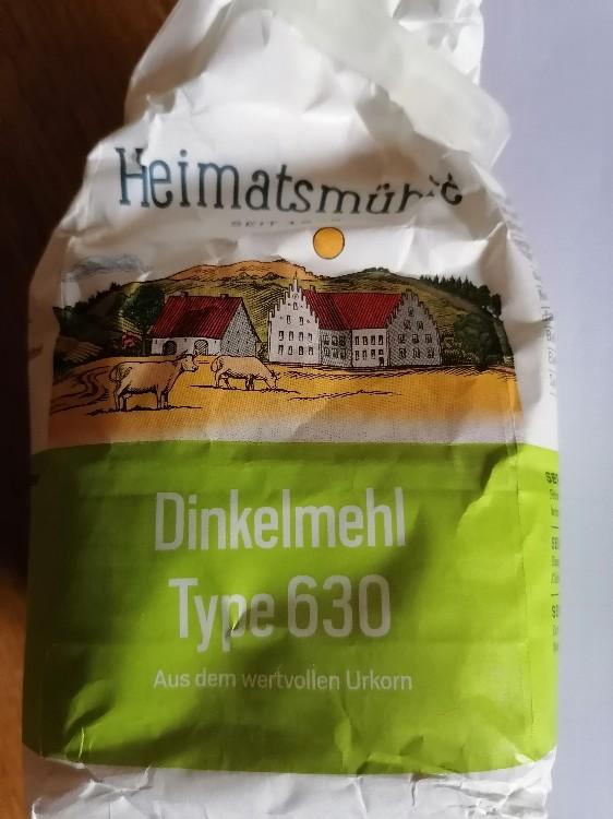 Dinkelmehl Type 630 von rosemarie 0   Hochgeladen von: rosemarie 0