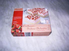 Mon Cafe Erdbeer Sahne Schnitte Mon Cafe Erdbeer Kalorien Kuchen