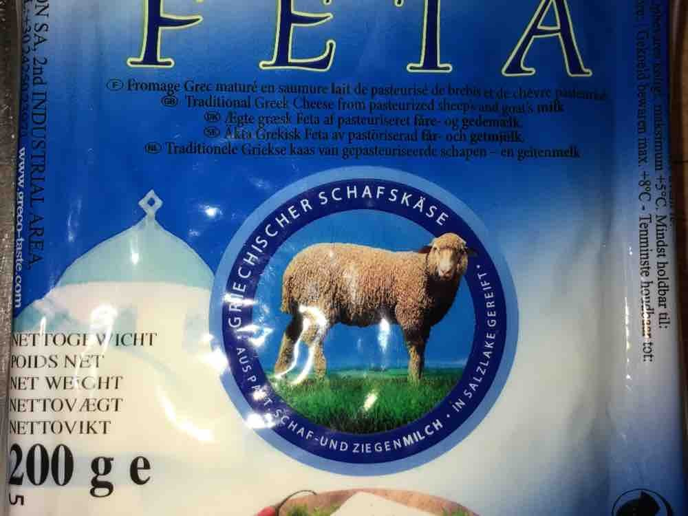 FETA - griechischer Schafskäse von 14588930603026 | Hochgeladen von: 14588930603026