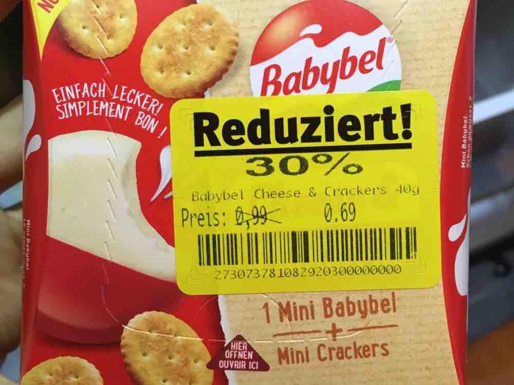 Mini Babybel und Cracker von alexandra.habermeier | Hochgeladen von: alexandra.habermeier