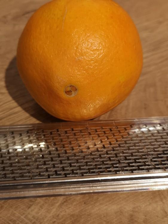 Orangenschale, gerieben frisch von susu90 | Hochgeladen von: susu90