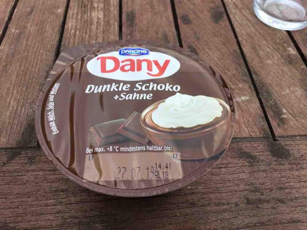 Dany Sahne, Dunkle Schokolade 70% von Michael B. | Hochgeladen von: Michael B.