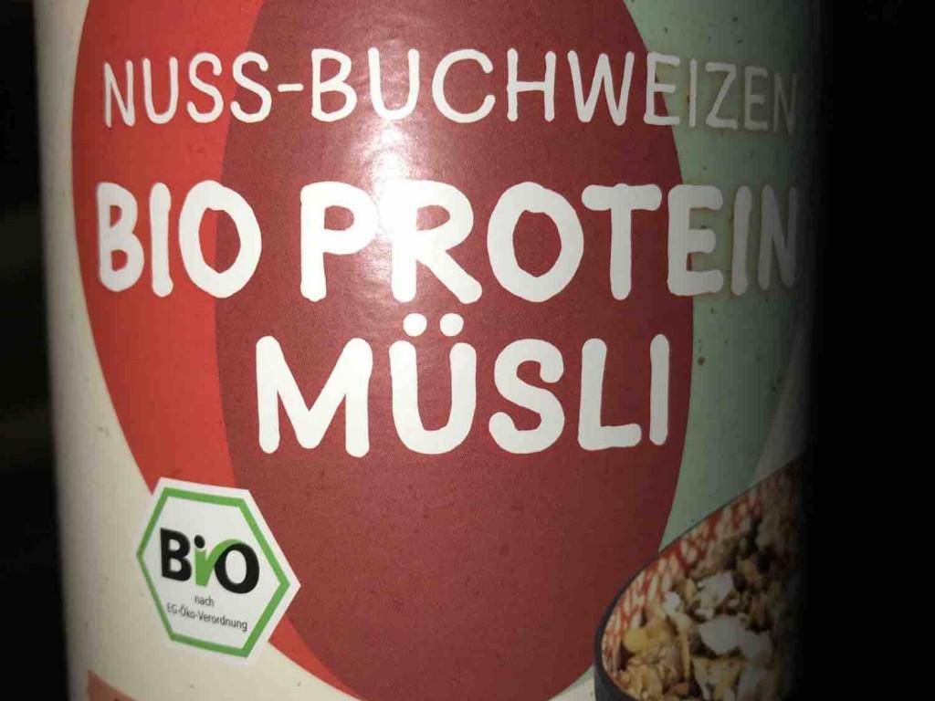 Nuss-Buchweizen Bio Protein Müsli von Juuliaari | Hochgeladen von: Juuliaari